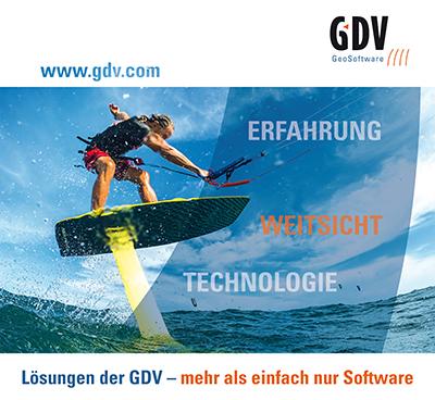 GDV Gesellschaft für geografische Datenverarbeitung mbH