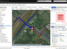 Nutzeroberfläche von Smallworld NRM in der aktuellen Version 5.2. Screenshot: GE