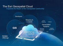 Die Esri Geospatial Cloud: Esri legt Wert auf die Kompatibilität von SaaS-Produkten und tradierten Softwarelösungen, um Nutzern möglichst viele Freiheiten zu bieten. Foto: Esri