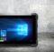 Das Rugged Tablet DT301X-TR ist mit der Intel RealSense-Technologie ausgestattet und sieht seine Umgebung in 3D. Foto: DT Research