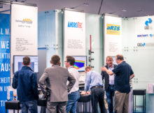 Insgesamt sechs Unternehmen stellen auf der Intergeo gemeinsame Lösungen für die CAD-Software BricsCAD vor. Mit dabei ist auch der deutsche Bricsys- Repräsentant MERViSOFT. Foto: MERViSOFT GmbH