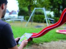 Neben der Spielplatzkontrolle unterstützt INGRADA beispielsweise auch Hydrantenpläne für die Feuerwehr. Foto: Softplan Informatik GmbH