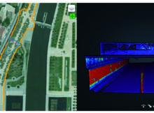 Die Elaborarium SL bereitet im Rahmen des OpOrTunIty-Forschungsprojekt die erfassten Daten für die Weiterverarbeitung im AKG-System VESTRA INFRAVISION auf. Foto: AKG Software