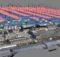 Luftaufnahme der Zeche Zollern in Dortmund: Das abwechslungsreiche Gelände dient als Testfeld für die Evaluierung von UAV-Lösungen. Foto: LWL-Industriemuseum / Sebastian Cintio