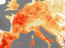 Im Juli 2019 erreichte die Temperatur in Paris 41°C und brach damit seinen bisherigen Rekord aus dem Jahr 1947. Foto: d-copernicus.de