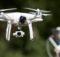 Eine Drohne mit Hook-on-Device für das UTM-System der Deutschen Flugsicherung. Foto: DFS Deutsche Flugsicherung GmbH